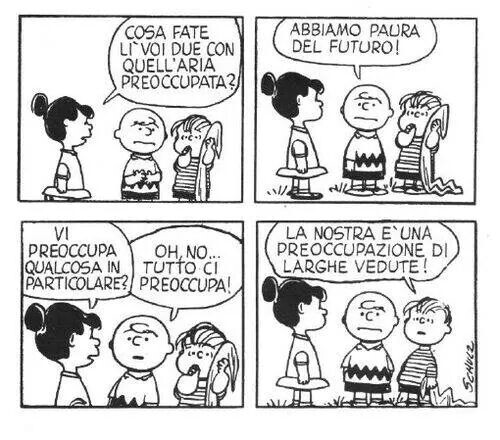 Parliamo Di…Ansia E Attacchi Di Panico.